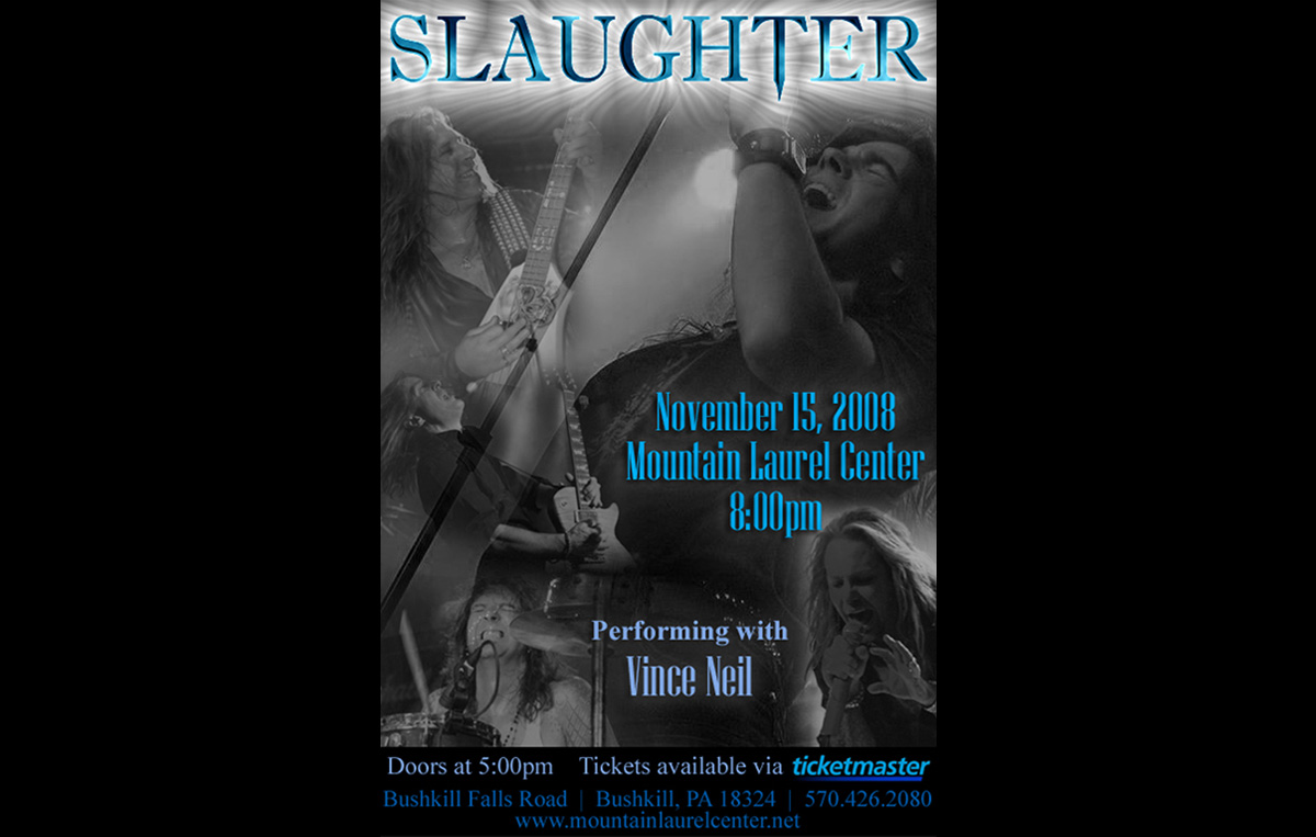 Slaughter Flier